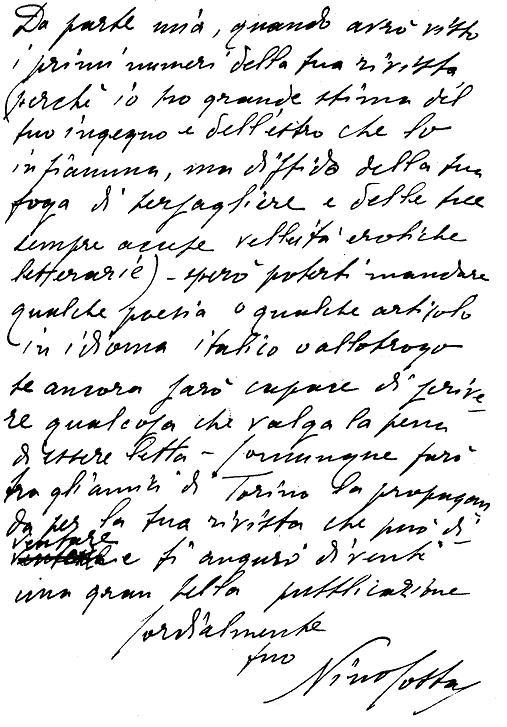 Lettera Costa seconda parte